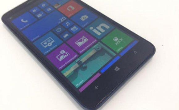 10. Nokia Lumia 1320