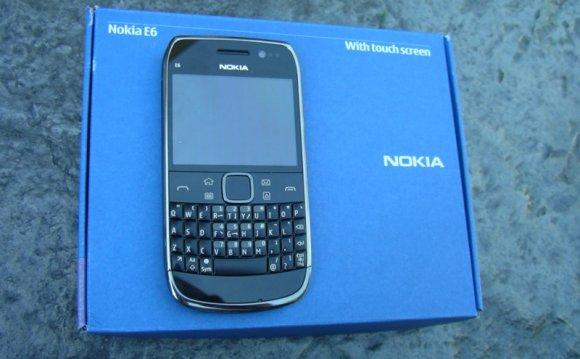 NokiaE601