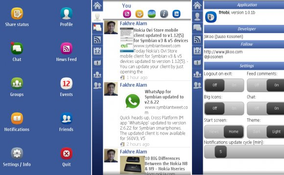 Facebook chat app download for