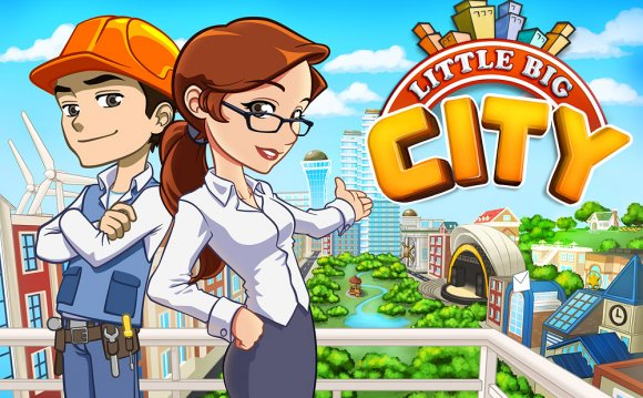 Free Download Little Big City