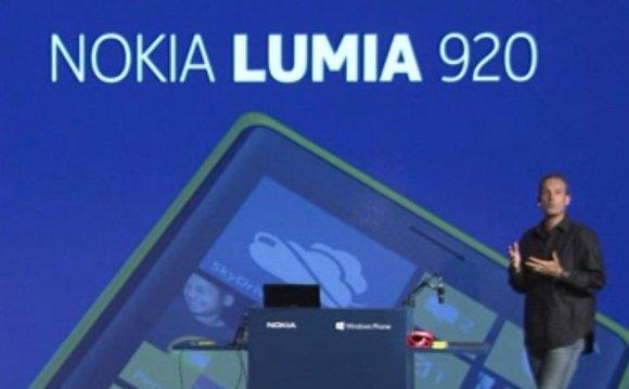 Nokia Lumia Smartphones Line