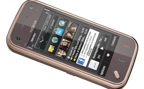 Applications for nokia n73