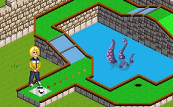 Games - Mini Golf Castles