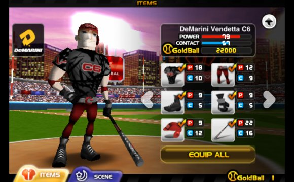 Homerun battle 3d hack