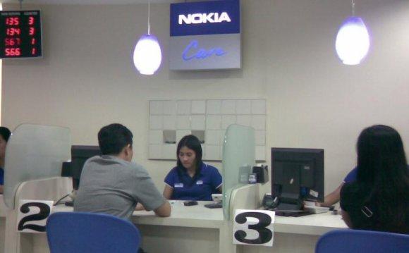 Nokia Service Center: