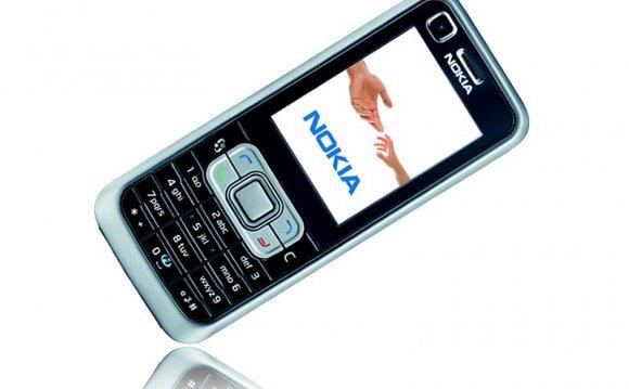 The Nokia 6120 Classic