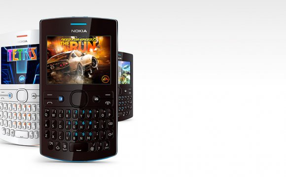 "Nokia Asha 205 ""Facebook"