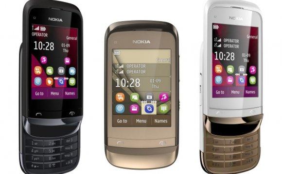 Nokia Symbian phones
