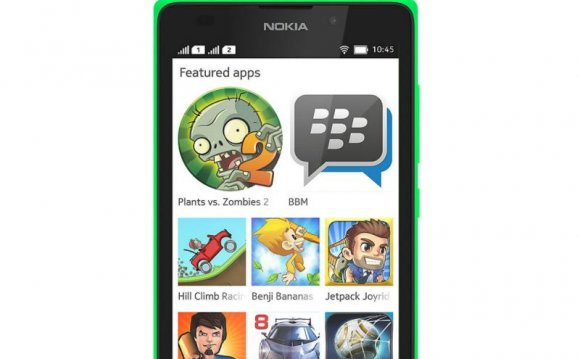 Nokia Android store