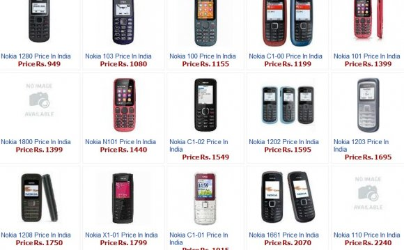 Nokia latest mobile price list