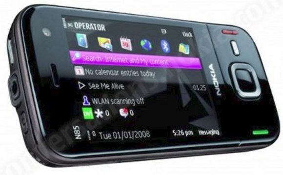 Nokia launches the N79 and N85