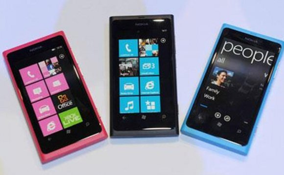 Nokia Lumia 800 Latest Model