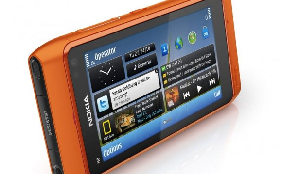 Nokia N8 – Really a