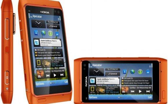 Nokia_N8-symbian Nokia N8