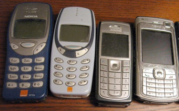 Nokia phones 1998 Gallery