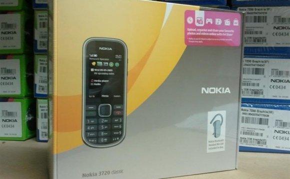 Nokia New Zealand - Nokia 3720
