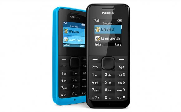 Nokia can sell this cell phone
