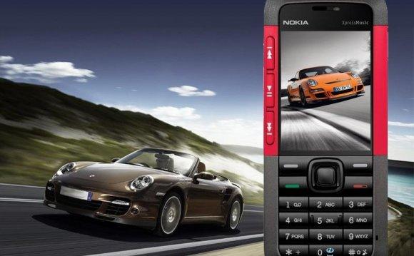 Porsche 911 theme preview