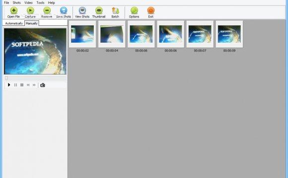Snapshot application download