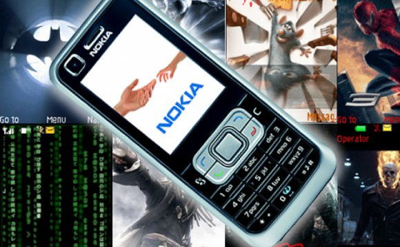 Movie themes for the Nokia N95