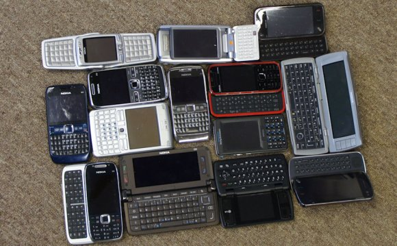 Top 10: Symbian QWERTY