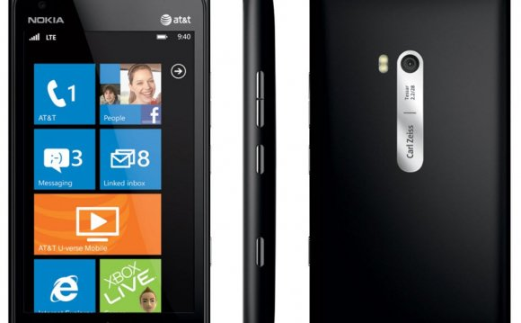 Of Nokia Lumia 900