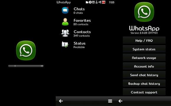 Whatsapp for SYMBIAN ܍