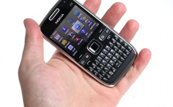 Nokia E72 Symbian version