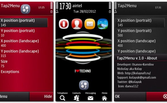 Nokia Theme free download
