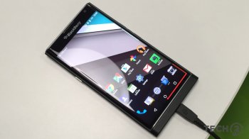BlackBerry Priv Charging