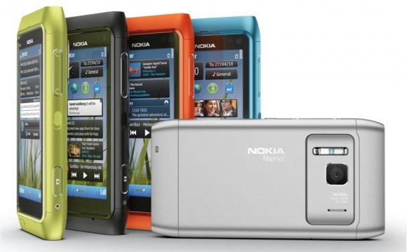 Nokia N8 price and features