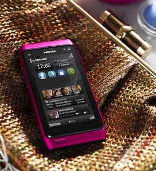 Nokia N8 Pink Price in India