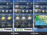 AccuWeather Symbian