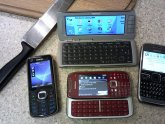 New Nokia Symbian phones