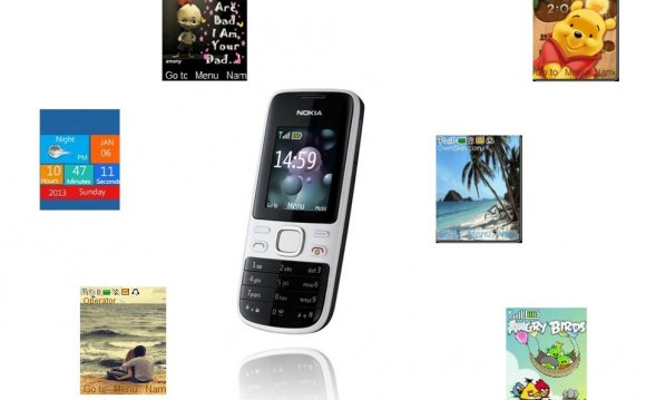 Download free themes for Nokia