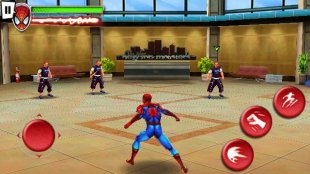 Ultimate Spiderman: Total Mayhem HD